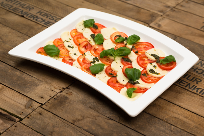 Caprese Buffetplatten bei green lovers Catering