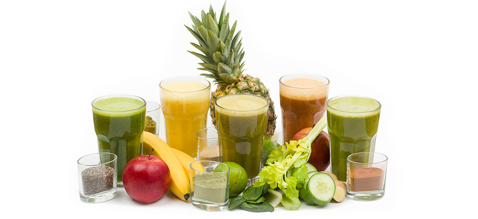 green lovers Catering - Frische Smoothies